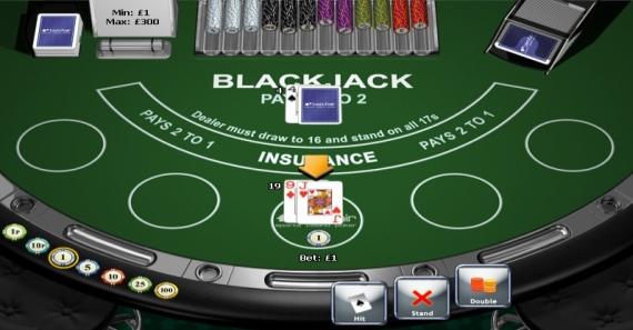 casino igre: blackjack