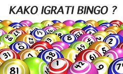 Kako igrati Bingo